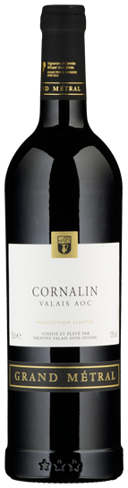 "Cornalin du Valais ""Grand Métral"" - 2016"