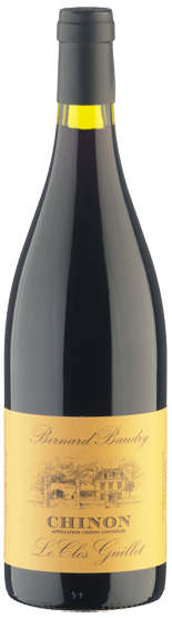"Chinon Rouge ""Clos Guillot"" - 2013"