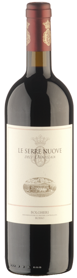 Le Serre Nuove dell'Ornellaia DOC (second vin d'Ornellaia) - 2018