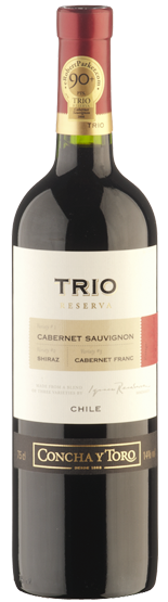 "Cabernet - Sauvignon ""Trio Varieties"", Maipo Valley - 2013"